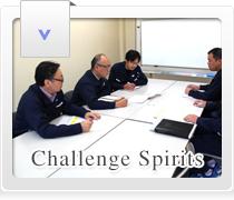 Challenge Spirits